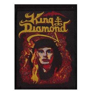 King Diamond patch 'Fatal Portrait'