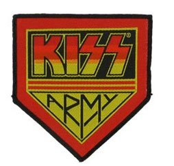 KISS Army patch - Army Badge