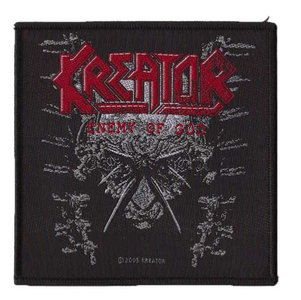 Kreator patch 'Enemy of God'