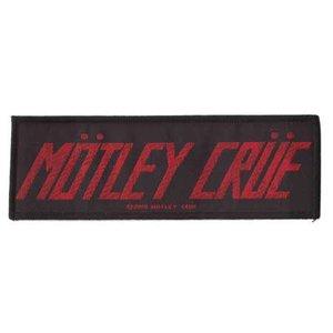 Motley Crue patch - Logo