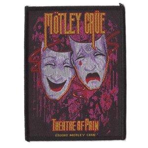 Motley Crue patch - Theatre Of Pain