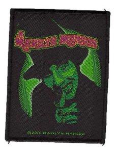 Marilyn Manson patch - Smells Like Children