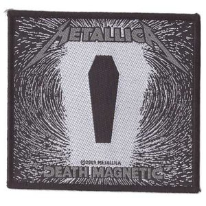 Metallica patch 'Death Magnetic'