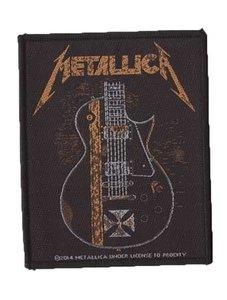 Metallica patch 'Hetfield Guitar'