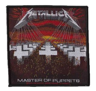 Metallica patch 'Master Of Puppets'