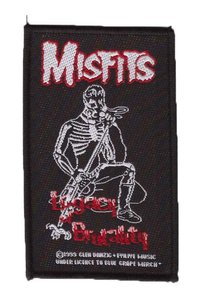Misfits patch 'Legacy Brutality'