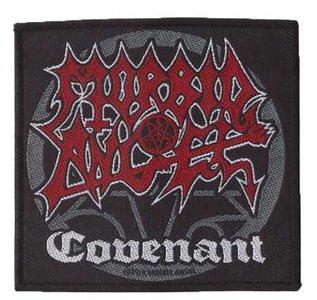 Morbid Angel patch 'Covenant'
