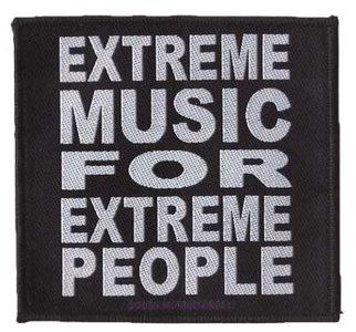 Morbid Angel patch - Extreme Music