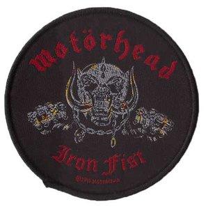 Motorhead patch 'Iron Fist'