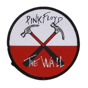 Pink Floyd patch 'Hammers'