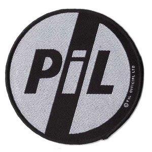 Public Image Ltd patch 'Pil logo'