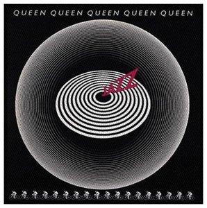 Queen patch 'Jazz'