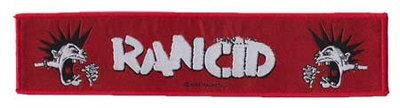 Rancid superstrip patch 'Mohawk'
