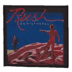 Rush patch - Hemispheres