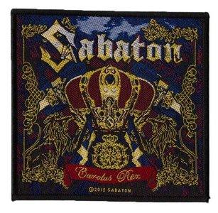 Sabaton patch 'Carolus Rex'
