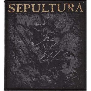 Sepultura patch 'The Mediator'