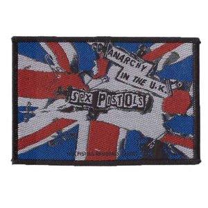 Sex Pistols patch 'Anarchy in the U.K.'