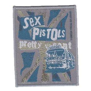 Sex Pistols patch 'Pretty Vacant Union Jack'