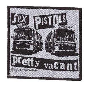 Sex Pistols patch 'Pretty Vacant'