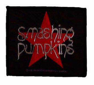 Smashing Pumpkins patch 'logo'