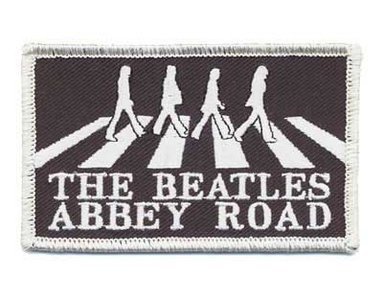 The Beatles patch 'Abbey Road'
