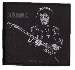 Tony Iommi patch