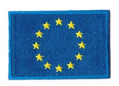vlag patch 'Europese Unie'