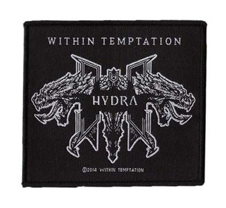 Within Temptation patch 'Hydra'