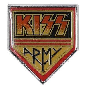Kiss speldje Army Pennant