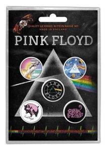 Pink Floyd button set