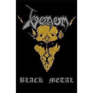 Venom textielposter 'black metal'