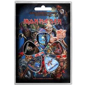 Iron Maiden plectrum set 'Later albums'