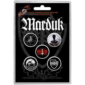 Marduk button set - Panzer Division