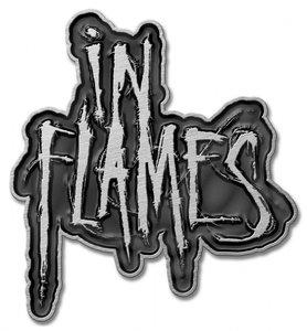 In Flames speld - Logo