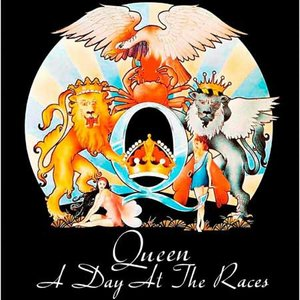 Queen magneet 'A Day At The Races'
