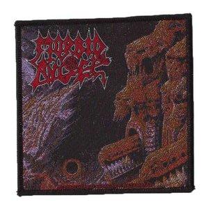 Morbid Angel patch 'Gateways to Annihilation'