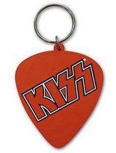 Kiss sleutelhanger - Plectrum