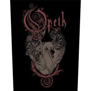 Opeth back patch 'Swan'