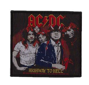 AC/DC patch - Highway To Hell