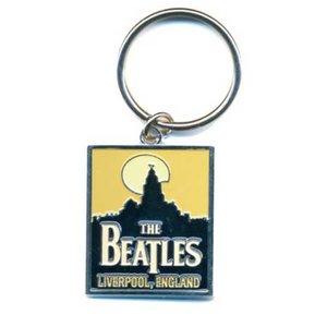 The Beatles sleutelhanger - Liverpool England