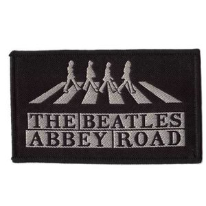 The Beatles patch - Abbey Road Crossing