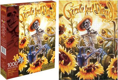 Grateful Dead puzzel - Grower