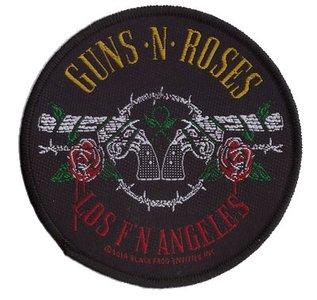 Guns N' Roses patch 'Los F'N Angeles'