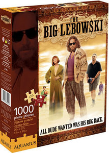 The Big Lebowski puzzel