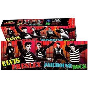 Elvis Presley puzzel - Jailhouse Rock