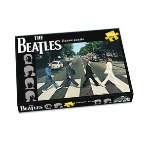 The Beatles puzzel - Abbey Road