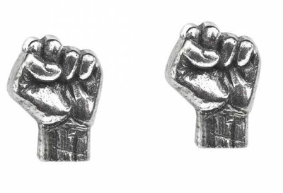 Rage Against The Machine oorknopjes - Fist