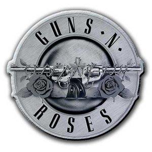 Guns N' Roses speldje 'Bullet logo'