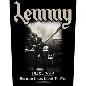 Lemmy backpatch - Lived To win