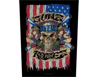 Guns N Roses backpatch - Flag